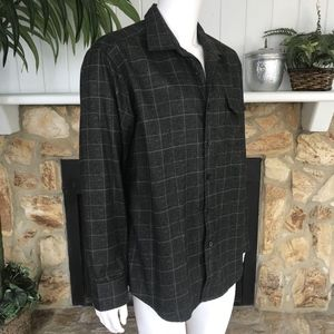 Tommy Bahama Shirts - Tommy Bahama Plaid Long Sleeve Lined Flannel Shirt